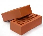 Кирпич силикатный рядовой (белый)