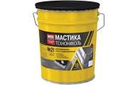 Мастика гидроизоляционная битумная холодная МГТН №24(20 кг)